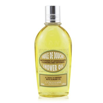 L'Occitane Almond Cleansing & Soothing Shower Oil