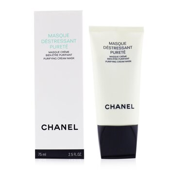 Chanel Masque Destressant Purete Purifying Cream Mask