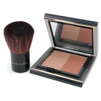 Elizabeth Arden Color Intrigue Bronzing Powder Duo - Bronze Beauty