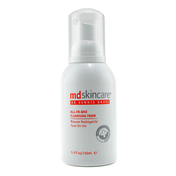 MD Skincare All-In-One Cleansing Foam