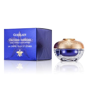 Guerlain Orchidee Imperiale Exceptional Complete Care Eye & Lip Cream