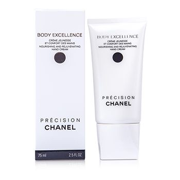 Chanel Body Excellence Nourishing & Rejuvenating Hand Cream