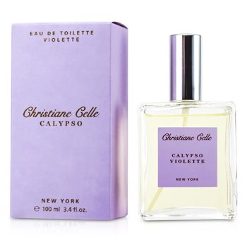 Christiane Celle Calypso Calypso Violette Eau De Toilette Spray