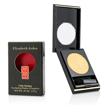 Elizabeth Arden Color Intrigue Eyeshadow - # 03 Gold