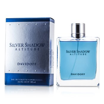 Davidoff Silver Shadow Altitude Eau De Toilette Spray