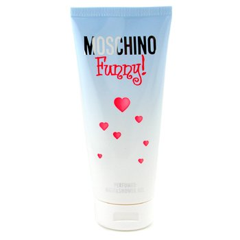 Moschino Funny Perfumed Shower Gel