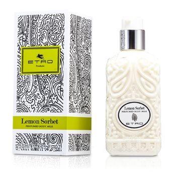 Etro Lemon Sorbet Perfumed Body Milk