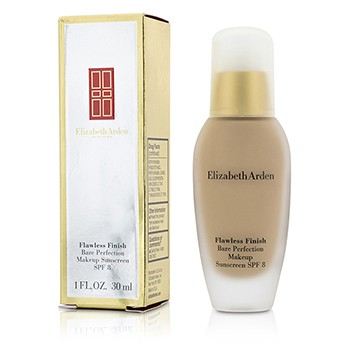 Elizabeth Arden Flawless Finish Bare Perfection Makeup SPF 8 - # 26 Buff