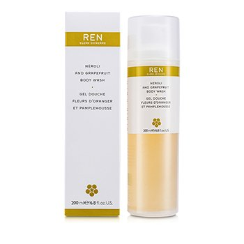 Ren Neroli & Grapefruit Body Wash