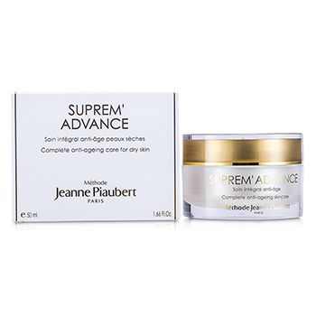 Methode Jeanne Piaubert Suprem Advance - Complete Anti-Ageing Care For Dry Skin
