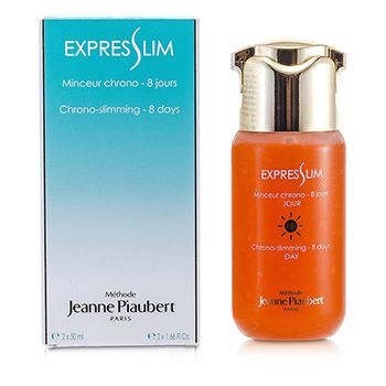 Methode Jeanne Piaubert Expresslim - Chrono-Slimming (8 Days)