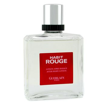 Guerlain Habit Rouge After Shave Lotion
