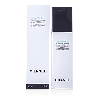 Chanel Gel Purete Foaming Gel Cleanser