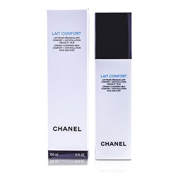 Chanel Lait Confort Creamy Cleansing Milk Face & Eyes