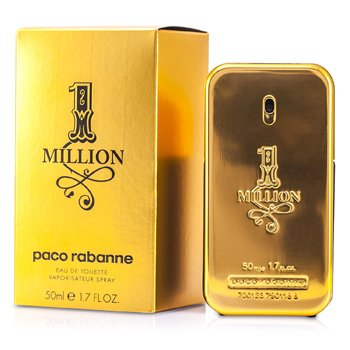 Paco Rabanne One Million Eau De Toilette Spray