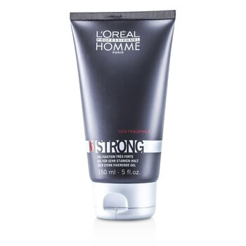 L'Oreal Professionnel Homme Strong - Strong Hold Gel