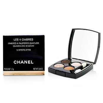 Chanel Les 4 Ombres Eye Makeup - No. 14 Mystic Eyes