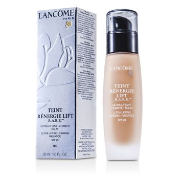 Lancome Teint Renergie Lift R.A.R.E. Foundation SPF 20 - # 04 Beige Nature