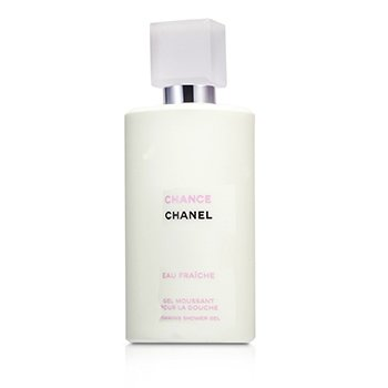 Chanel Chance Eau Fraiche Foaming Shower Gel