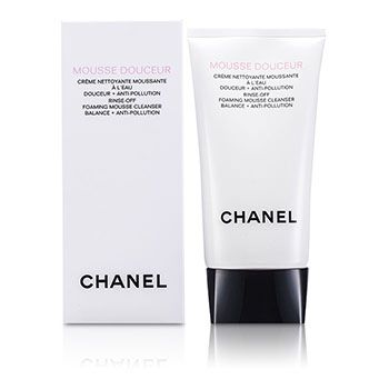 Chanel Mousse Douceur Rinse Off Foaming Cleanser
