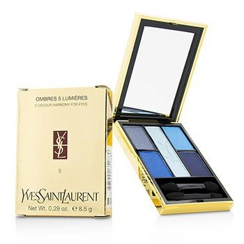 Yves Saint Laurent Ombres 5 Lumieres (5 Colour Harmony for Eyes) - No. 05 Riviera