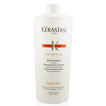 Kerastase Kerastase Nutritive Bain Satin 2 Complete Nutrition Shampoo (For Dry & Sensitised Hair)