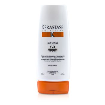 Kerastase Nutritive Lait Vital Incredibly Light Nourishing Care (For Normal to Slightly Dry Hair)