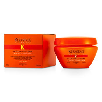 Kerastase Nutritive Oleo-Curl Intense Hydra-Softening Curl Definition Masque (For Thick, Curly & Unruly Hair)