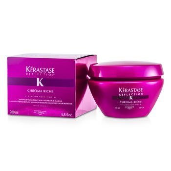 Kerastase Kerastase Reflection Chroma Riche Luminous Softening Treatment Masque (For Highlighted or Sensitised, Color-Treated Hair)