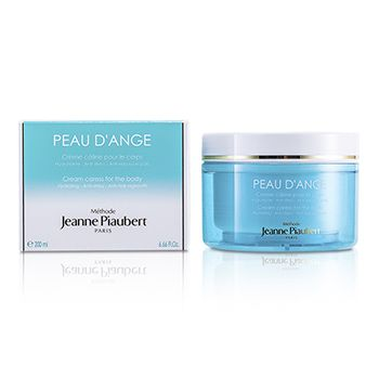 Methode Jeanne Piaubert Peau DAnge Cream Caress For The Body