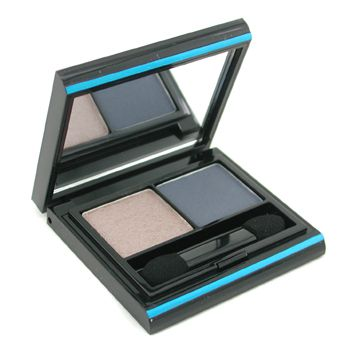 Elizabeth Arden Color Intrigue Eyeshadow Duo - # 04 Blue Smoke
