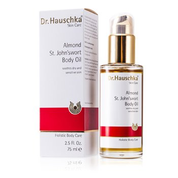 Dr. Hauschka Almond St. Johnswort Body Oil