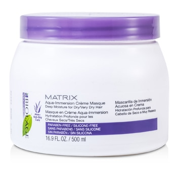 Matrix Biolage Hydratherapie Aqua-Immersion Creme Masque (Deep Moisture For Dry/ Very Dry Hair)