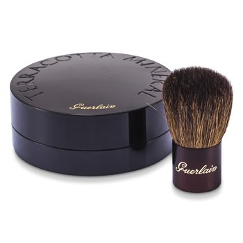 Guerlain Terracotta Mineral Flawless Bronzing Powder - # 03 Dark