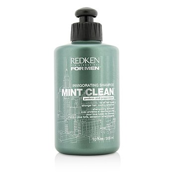 Redken Men Mint Clean Invigorating Shampoo