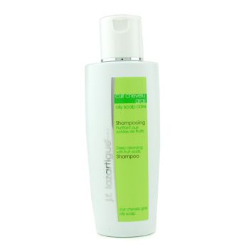 J. F. Lazartigue Deep Cleansing Shampoo with Fruit Acids (Oily Scalp Care)
