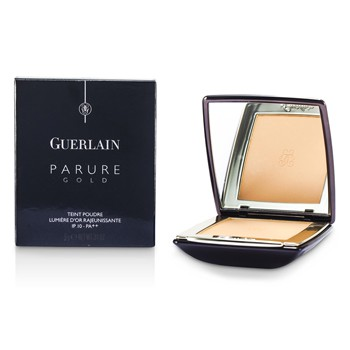 Guerlain Parure Gold Rejuvenating Golden Radiance Powder Foundation SPF 10 - # 02 Beige Clair