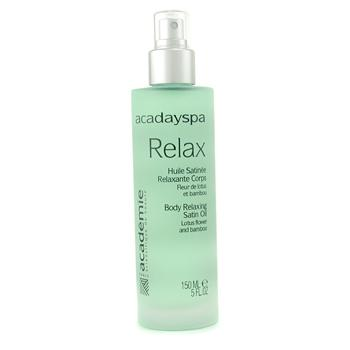 Academie AcadaySpa Body Relaxing Satin Oil