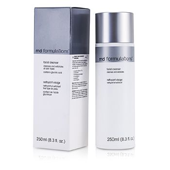 MD Formulations Facial Cleanser Cleanses & Exfoliates (Contains Glycolic Acid)
