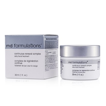 MD Formulations Continuous Renewal Complex