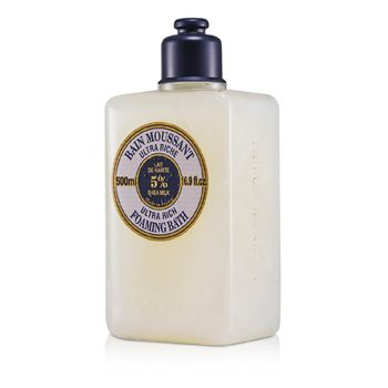 L'Occitane Shea Butter Ultra Rich Foaming Bath