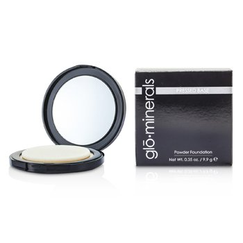 GloMinerals GloPressed Base (Powder Foundation) - Golden Light
