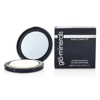 GloMinerals GloPressed Base (Powder Foundation) - Honey Light