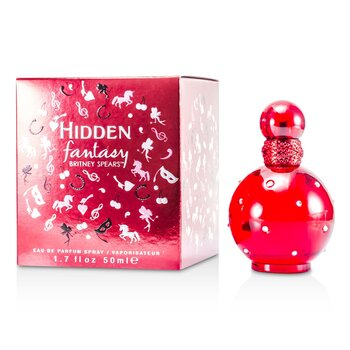 Britney Spears Hidden Fantasy Eau De Parfum Spray