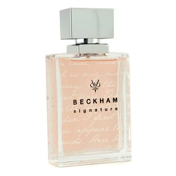 David Beckham Signature Story For Her Eau De Toilette Spray