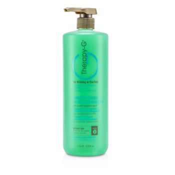 Therapy-g Antioxidant Shampoo Step 1 (For Thinning or Fine Hair/ For Chemically Treated Hair)
