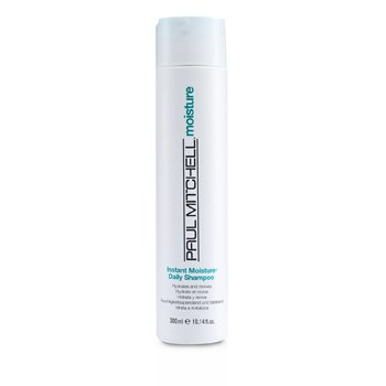 Paul Mitchell Moisture Instant Moisture Daily Shampoo (Hydrates and Revives)