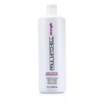 Paul Mitchell Strength Super Strong Daily Shampoo (Strengthens and Protects)