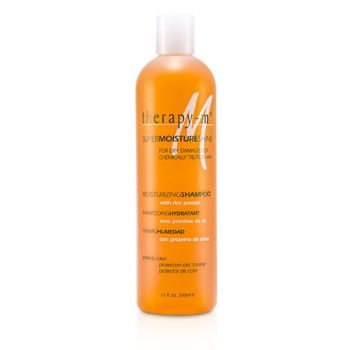 Therapy-g SuperMoistureShine Moisturizing Shampoo (For Dry, Damaged or Chemically Treated Hair)