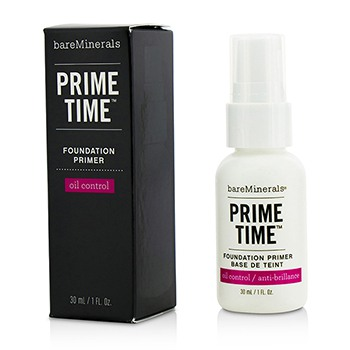 BareMinerals BareMinerals Prime Time Oil Control Foundation Primer